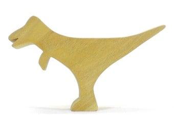 Dinosaur Toy Wood T-Rex Dino Tyrannosaurus Rex, natural wood toy, dinosaur toy, wood dino toy, wooden dinosaur toys, wooden toy for boy,