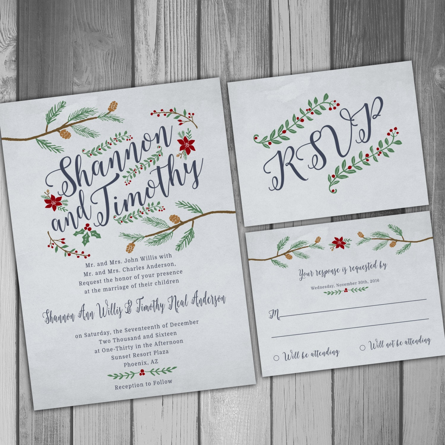 chalkboard wedding invitations vistaprint yaseen for With christmas wedding invitations vistaprint