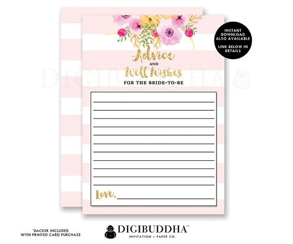 cards bridal shower advice cards advice for bride cards bridal shower