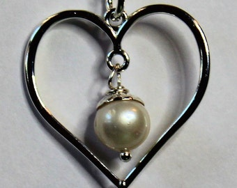 Peter Pan Acorn Necklace Hidden Kiss Sterling Silver