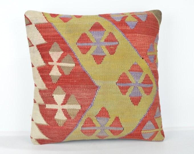 Decorative Pillows, KP745, Designer Pillows, Kilim pillow, Bohemian Decor, Wool Pillow,  Bohemian Pillow, Accent Pillows, Throw Pillows