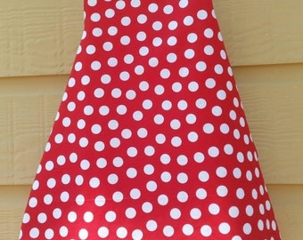 Reversible sundress, for 3 years old.