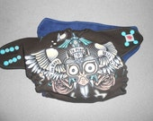 Full One Size Majora's Mask Link Zelda Pocket Diaper