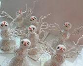 Spooky Sparklie Snowman