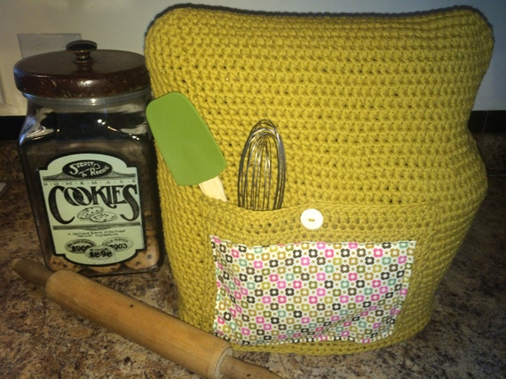 Kitchenaid Stand Mixer Cover Crochet Mixer Co...