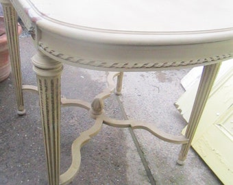 French  table 19th century  Beautiful ornate antique