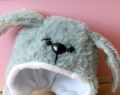 Mohair Animal hat for Neo Blythe