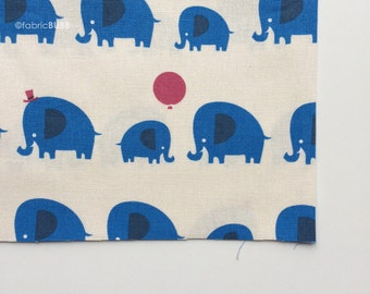 Elephants in Blue by Kiyohara, Putidepome