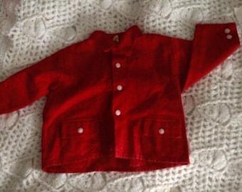 Vintage Jacket 12 Months Valentine's Day