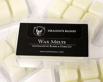 Wax Melt - Dragon's Blood - Wax Tart