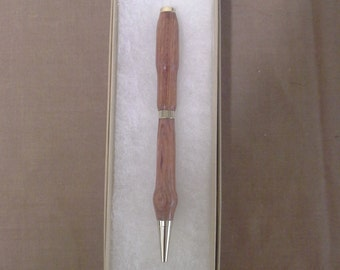 Rosewood Twist Pen