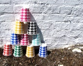 100 Paper Cups - Compostable, Disposable, Sustainable! (10 oz)