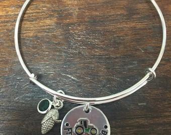 Farmer's Wife Expandable Bracelet