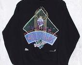Minnesota Twins 1991 World Champs Black Sweatshirt