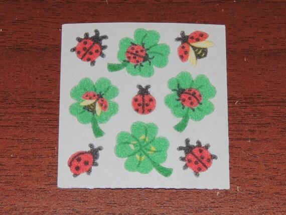Fuzzy Sandylion Sticker