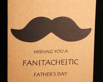 Fan(Tashe)tic Father's Day Card
