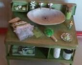 Beach Bathroom Sink