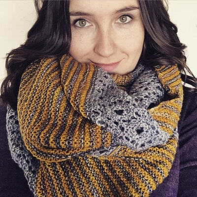Amy Stringer of Phancee Yarn