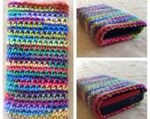 Watercolor Rainbow Nintendo DS Lite/3DS Sleeve/Sock/Cozy