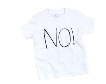 NO! Organic Cotton Shirt