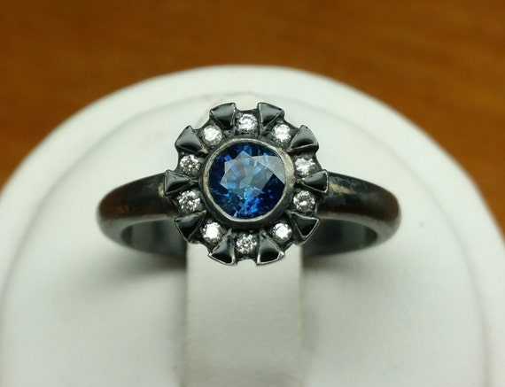 Iron man reactor superhero engagement ring