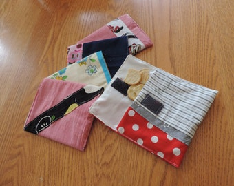 ecofriendly reusable snack bag