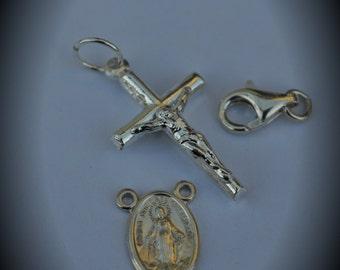 SALE 100% Genuine 925 Rosary Kit Code 001