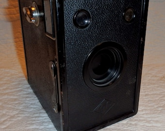 Agfa D-6 Cadet Box Camera