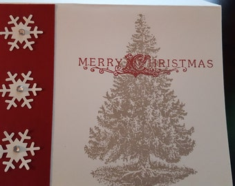 Holiday Tree Greeting Card  #HOL-C12