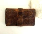 Antique Victorian Era Women Wallet