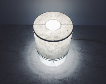 Closed Top Vessel Lamp