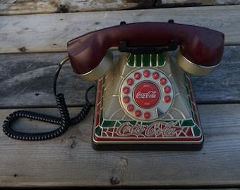 Vintage Coca Cola Phone