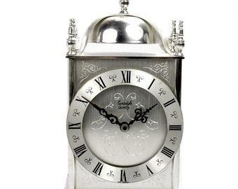 Vintage West German Antique Style Lantern Clock with Quartz Movement by Eurastyle