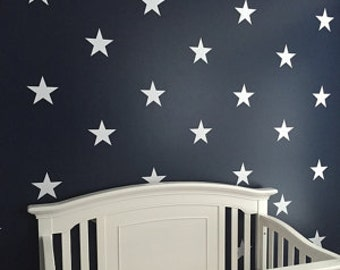 Star Wall Decals | Etsy Part 9