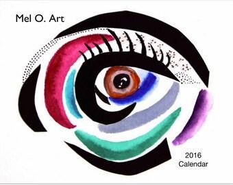 2016 Wall Calendar