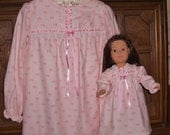 Custom made Nightgown saved for Connie C. Size 10