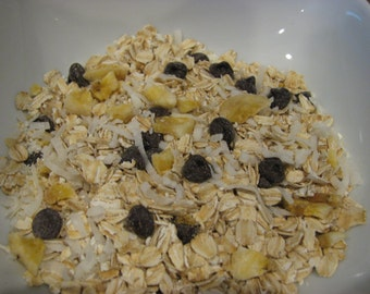 Breakfast In A Mug- Oatmeal Mix