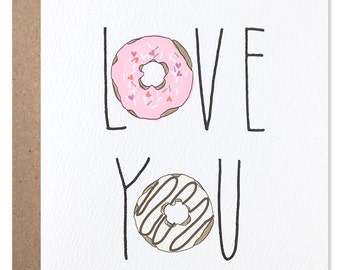 Love you Donuts