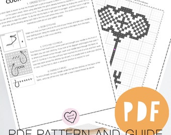 Fucking Princess PDF Cross Stitch Pattern Design - Instant Download - Printable Pattern PDF With How To Cross Stitch Instruction Guide
