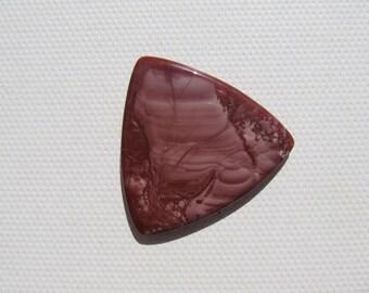 Guitar Pick - Custom Made - Imperial Jasper - Gemstone Guitar Pick