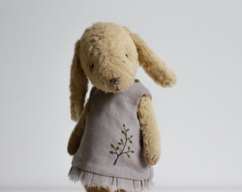 Softies Yellow Bunny Asya Stuffed Animals Rabbit Plush Toys