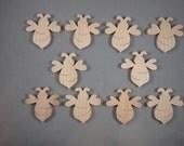 Bumble Bee Cutouts (10)