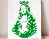 Lady Starbucks