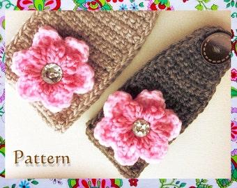 Las Marias - Headband Crochet Pattern