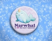 Narwhal is SO the new unicorn button