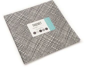 NEW - Thicket Junior Layer Cake by Gingiber for Moda