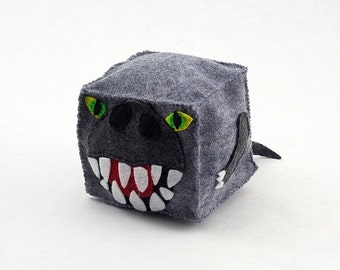 T-Rex Plush Animal Block