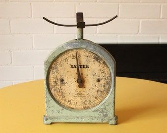 Vintage Salter Kitchen Scales No 34