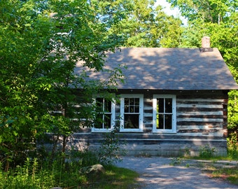 Old Bailey Schoolhouse (Sturgeon, MI) (FREE SHIPPING in the U.S. only)