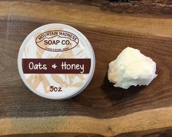 Oats & Honey Organic Body Butter